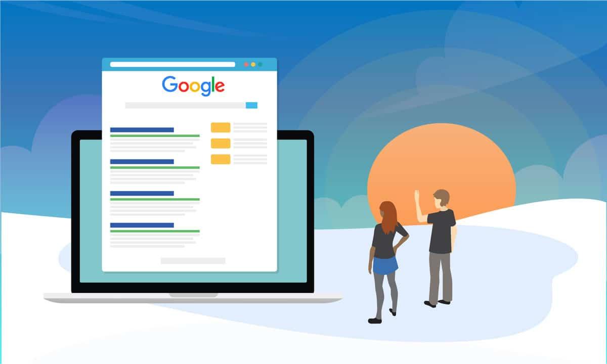 چرا تبلیغ گوگل الگانت وب