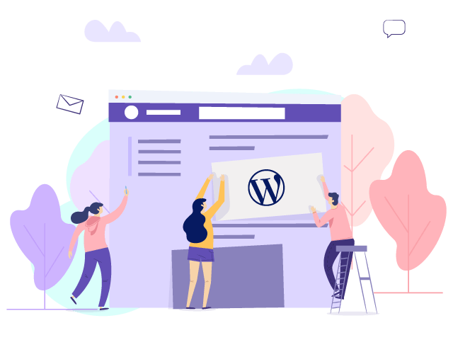 wordpress webdeeesign nemoone kar
